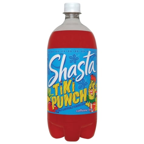 It's not about faygo or Tahitian treat. It's all about that Tiki Punch 😋