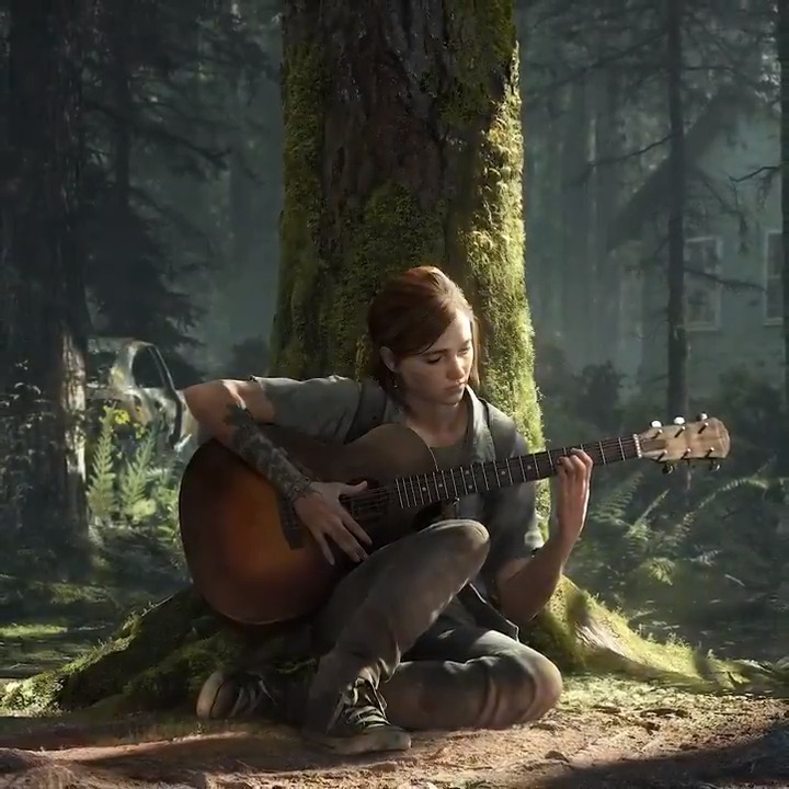 ICYMI: We're bringing a hands-on demo of The Last of Us Part II to @PAX East, plus we've revealed new concept art prints from @CookBeck, statues from @DarkHorseDirect, and a free PS4 theme. Learn more: