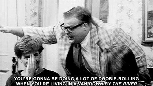 Happy Birthday in Comedy Heaven to Chris Farley!