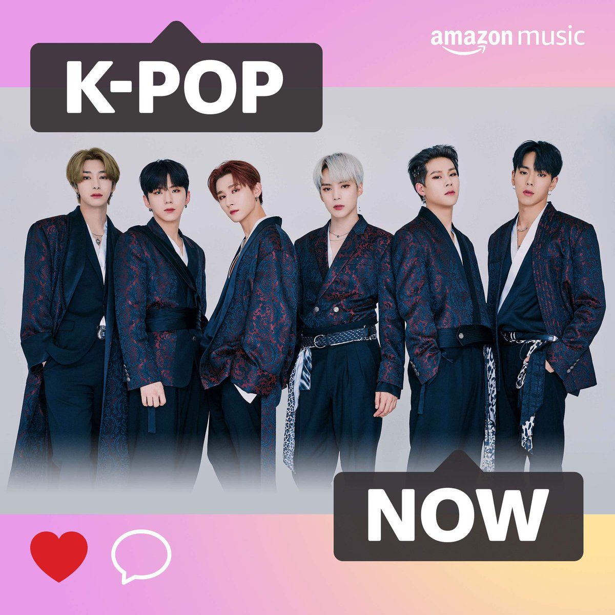 Replying to @OfficialMonstaX: We luv you @amazonmusic!!!    #MONSTA_X #MONSTAX #몬스타엑스