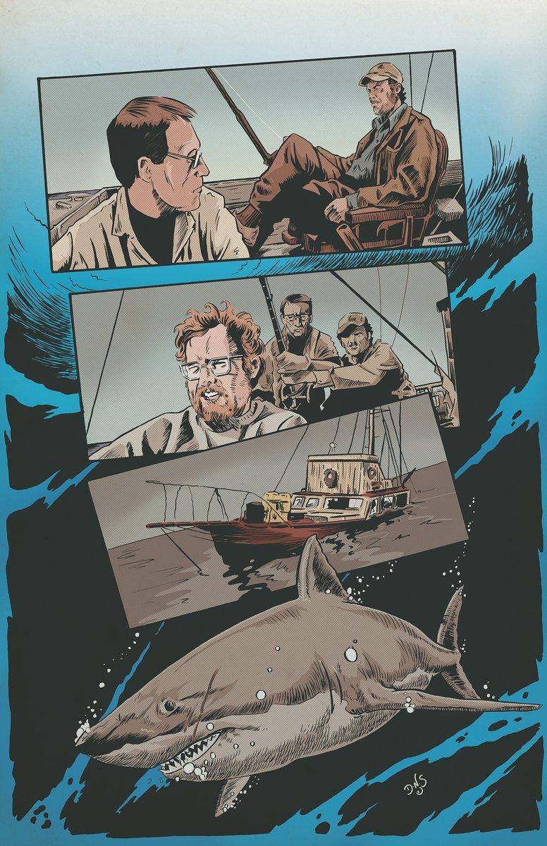 just for fun ;) #Jaws #movies #films #artpic.twitter.com/1zB1wQWwKV