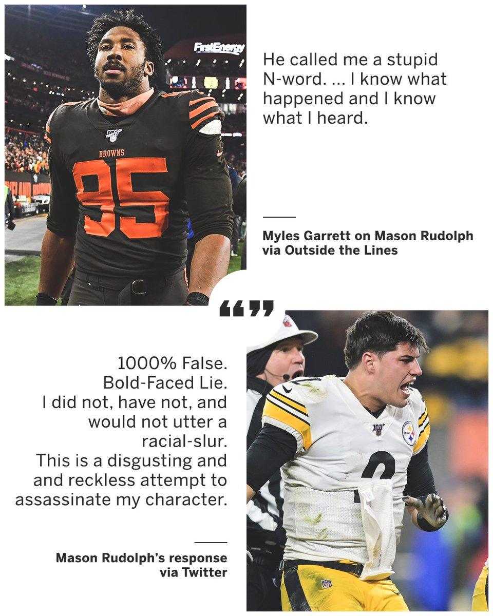 @SportsCenter's photo on Mason Rudolph