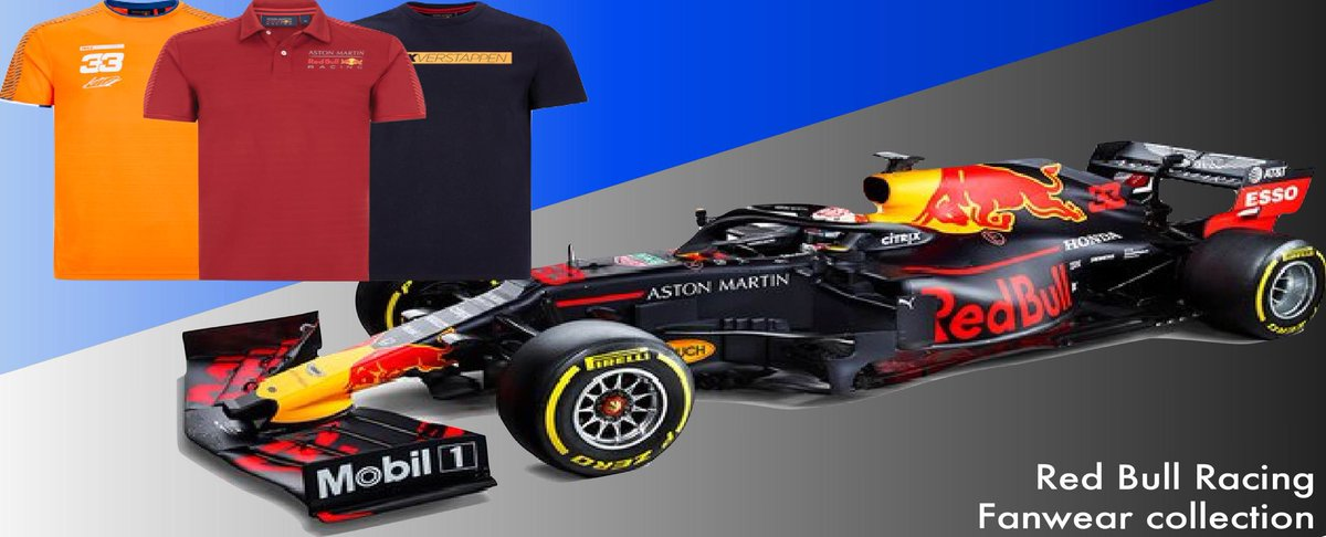 New Collection 2020 First the Red Bull Racing Fanwear 2020. Now in our store in Rotterdam and online https://t.co/fBXeBrbM0v #redbullracing #RedBullHonda #maxverstappen #verstappen #verstappenshop #Formula1 #f1 https://t.co/MFat4AQizG
