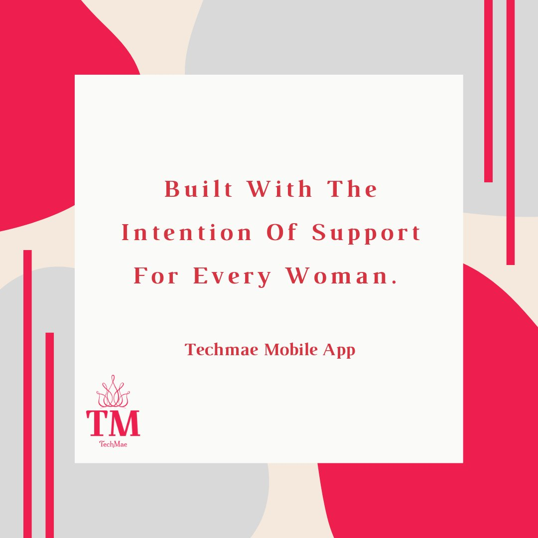 Built with intention by women.   Download today.   #techmae #womeninbiz #womenwhowork #girlbosslife #hersuccess #femaleentrepreneur #femalepreneur #femalebusinessowner #womenintheworld #shemeansbusiness #womenwhodo #womenwithambition #dreamersandoerspic.twitter.com/4vQOSDK5RC