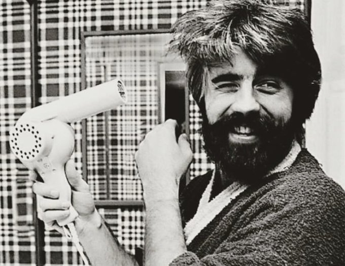 I forgot to wish Michael McDonald a happy birthday this week (2/12) Sorry McD. I still adore you!