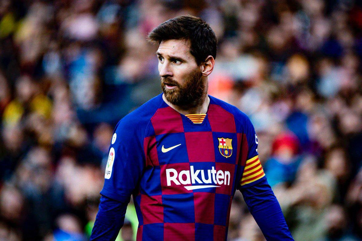 😱 Leo #Messi'nin @LaLiga'daki son üç maçı:   Getafe: 1⃣ asist 🎯 Betis: 3⃣asist 🎯 Levante: 2⃣ asist 🎯