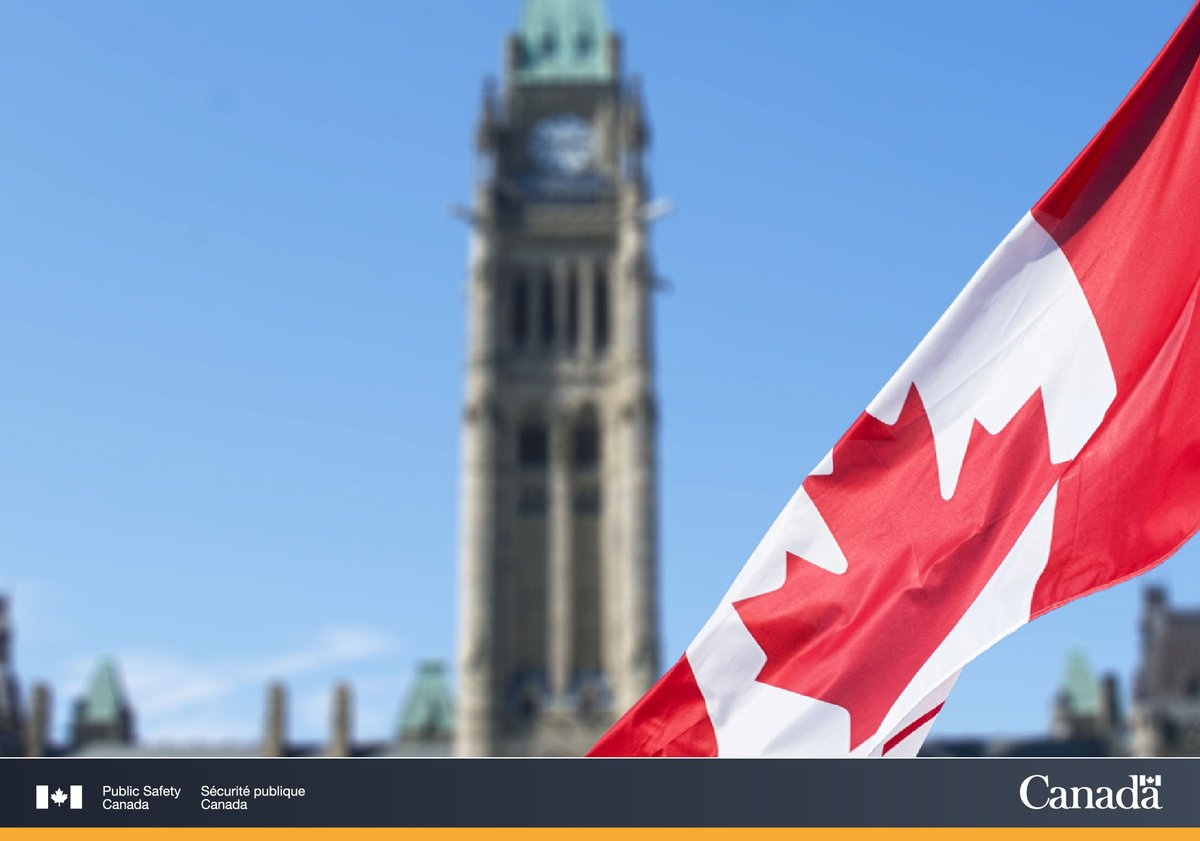 #OnThisDay 55 years ago, our national flag was raised for its first time on #ParliamentHill. 🍁 #NationalFlagDay