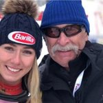 Image for the Tweet beginning: Mikaela Shiffrin continues her break