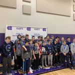 Image for the Tweet beginning: Congratulations to the PMMS wrestlers!