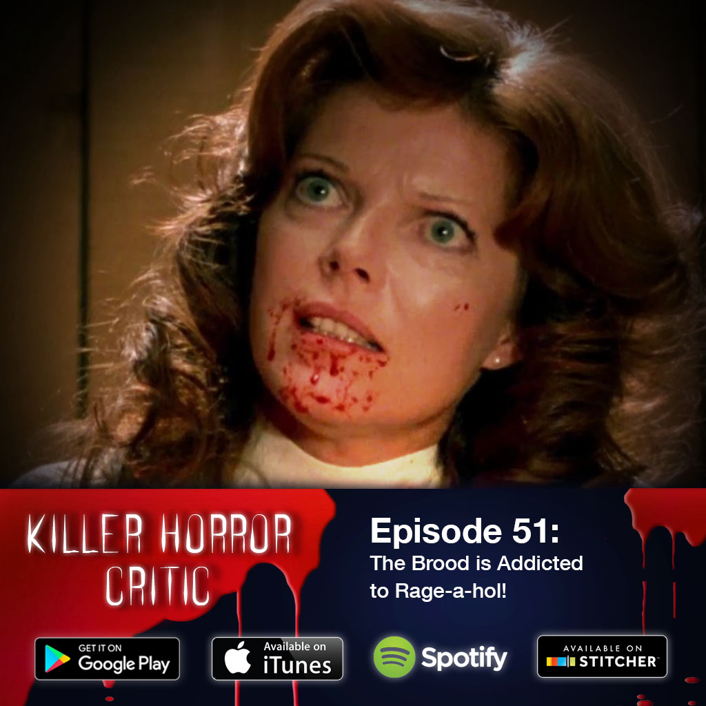 """New Killer episode is up!  We continue our """"creepy kid month"""" theme with David Cronenberg's brilliant THE BROOD!  Screaming everywhere you get your podcasts at: https://www.killerhorrorcritic.com/podcast.html #podcast #MutantFam #KHC"""