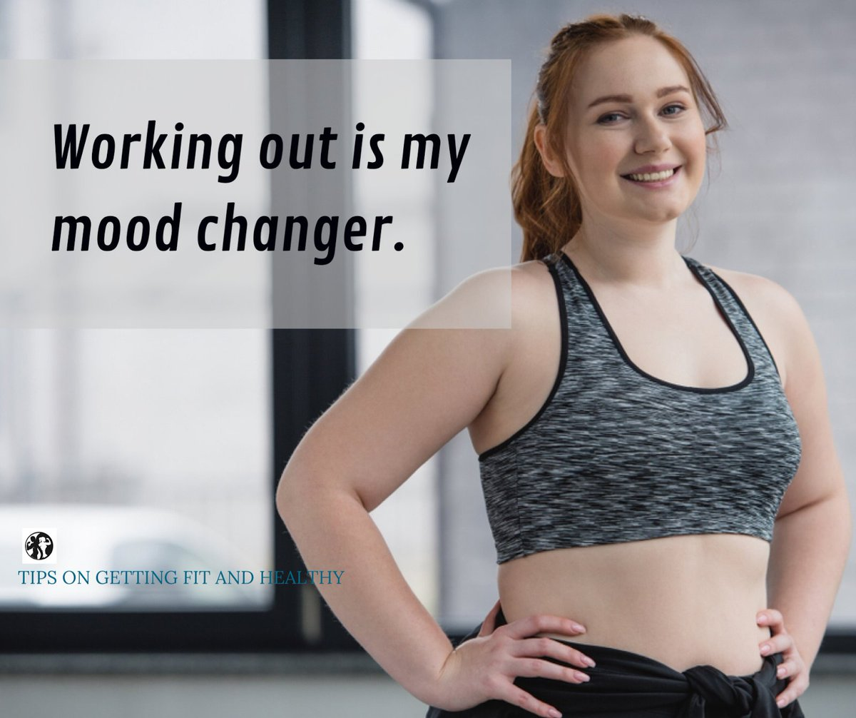 When you workout and stay active on a daily basis, its not just a coincidence that you feel less stress out and generally happier  #fitness  #Healthy  #lifestyle   #FitnessTips  #motivationaltips  #health  #healthymindandbody  #TipsforGettingFitandHealthy