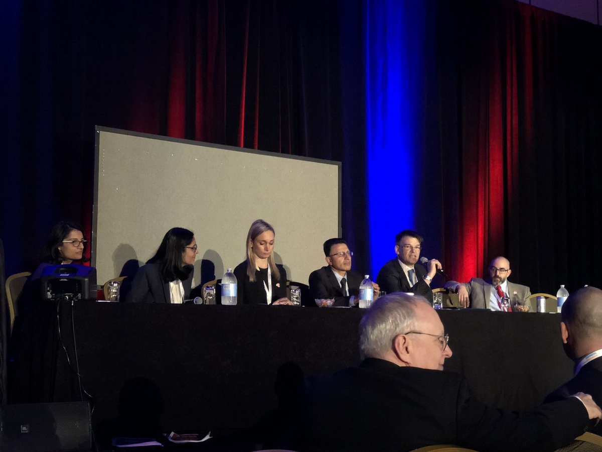 #whyCMR in Cardiac Amyloidosis #SCMR2020 Excellent speakers & panel. @SCMRorg
