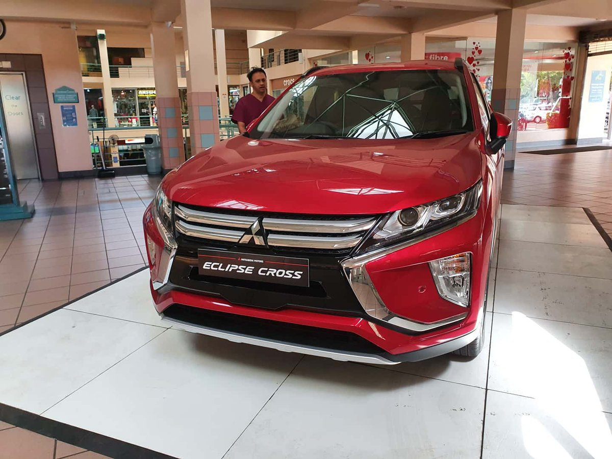 Paint the town red this #ValentinesWeekend in the 2021 Mitsubishi Eclipse Cross! Join us at  Sovereign Centre, in Liguanea ALL WEEKEND LONG to  see what everyone's been talking about! - #EclipseCross #DriveYourAmbition #OnlyAtMitsubishiMotors  #StewartsAutoMotiveGroup #Jamaica https://t.co/gBK3Y06Fql