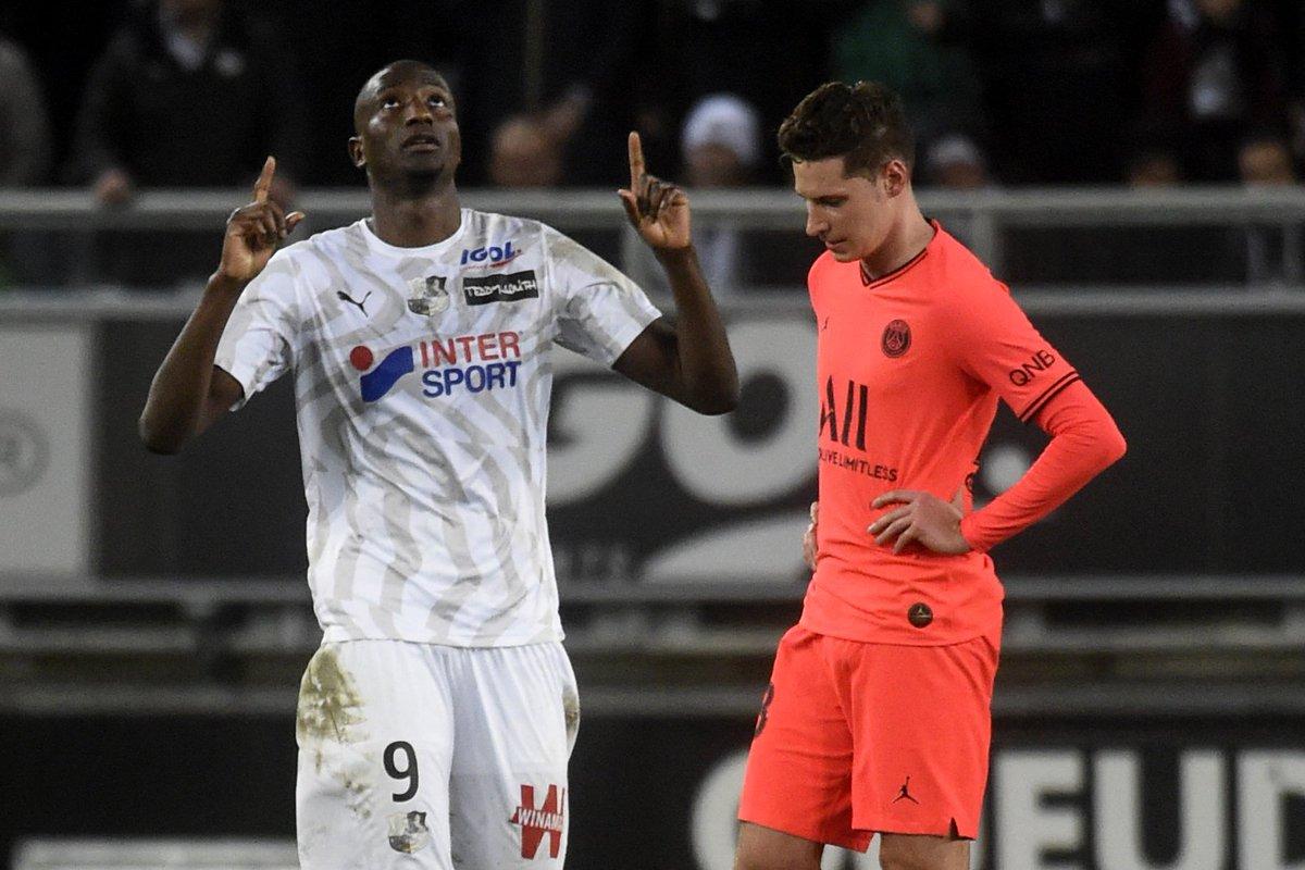 Amiens vs PSG Highlights, 15/02/2020