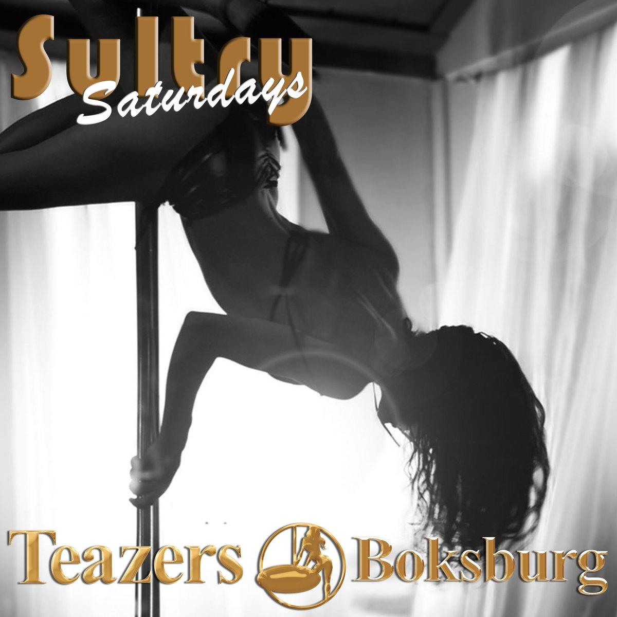 #Teazers_Boksburg It`s a #Sultry Saturday Night @BoksburgTeazers  Doors Open 8pm Till 4am  #HOT #Seductive New Dancers for your Entertainment Call: 011 892 4904 #Johannesburg #Gauteng #Boksburg