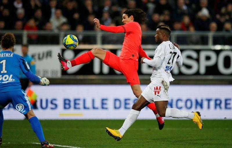 Xem lại Amiens vs PSG Highlights, 15/02/2020