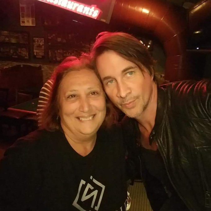 Happy birthday to the amazing Michael Easton have a great day