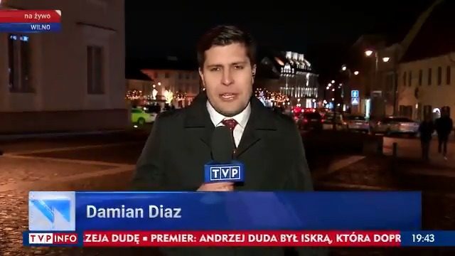 #Wiadomości | Po długim czasie Litwini wreszcie uruchomili połączenia kolejowe. Dzięki odbudowanej linii Orlen będzie mógł wozić paliwa na Łotwę najkrótsza, 19-kilometrowa trasa. Dlaczego trzeba było czekać aż 10 lat? Na miejscu jest wysłannik TVP @damiandiazpl. [1/2]