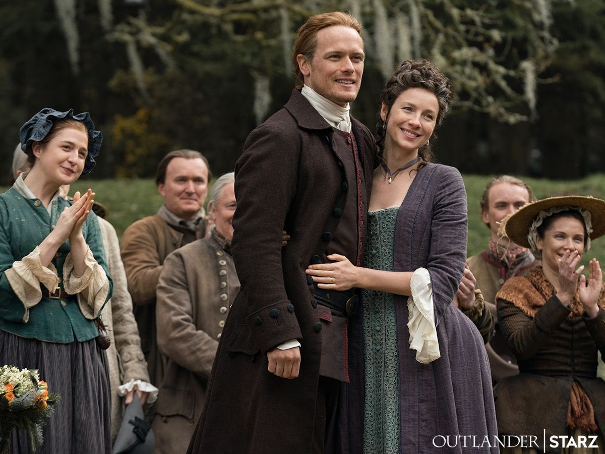 #Outlander #Outlander5  #TheFieryCross Hope you're enjoying the S5 premiere... it's going to be an emotional season.