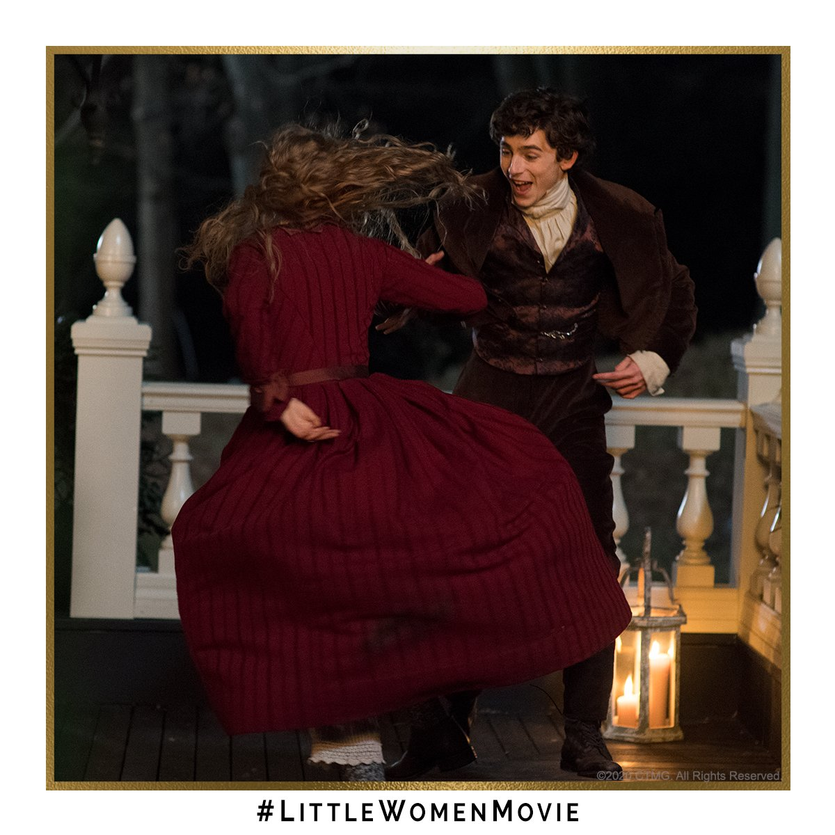 How we feel about the long weekend… It's the perfect time to see #LittleWomenMovie, now playing in theaters!