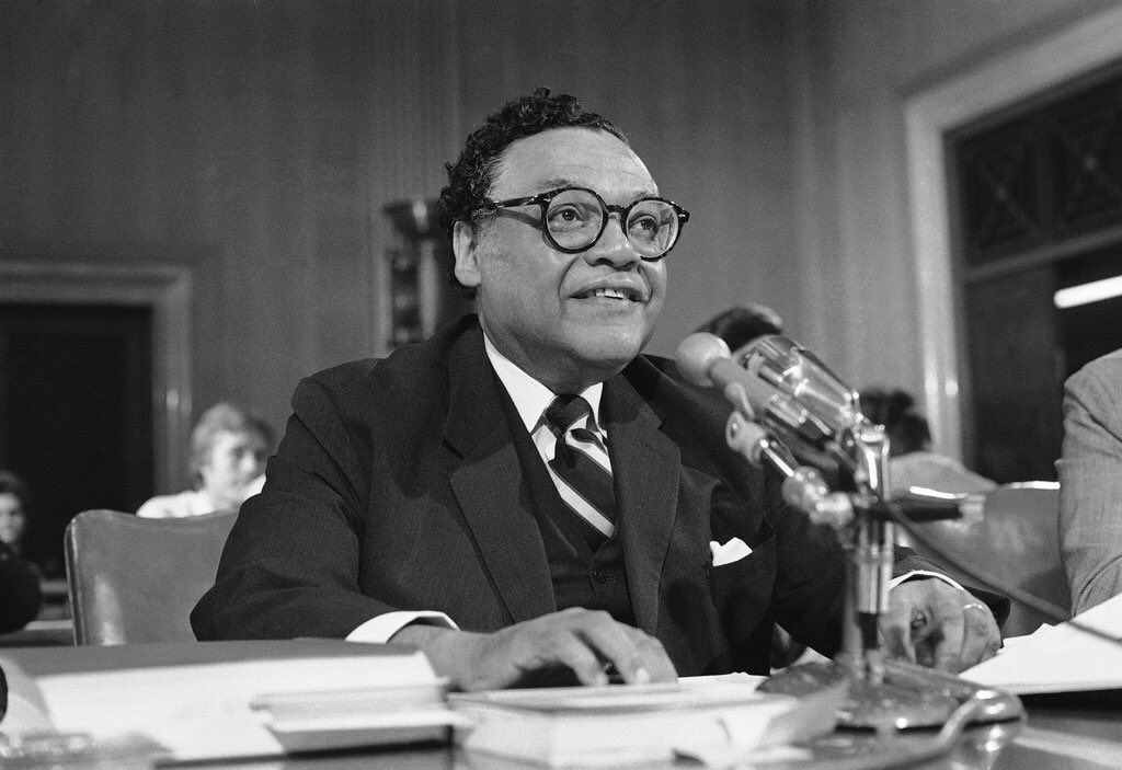 William T. Coleman, Jr. broke enormous barriers as a Black lawyer in the civil rights era and the first Black Department of Transportation Secretary. Im thrilled our bill to rename the Department of Transportations HQ after him passed the Senate this week. #BlackHistoryMonth