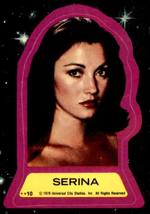 Happy Birthday to everyone\s favorite Viper Pilot Serina, Jane Seymour!