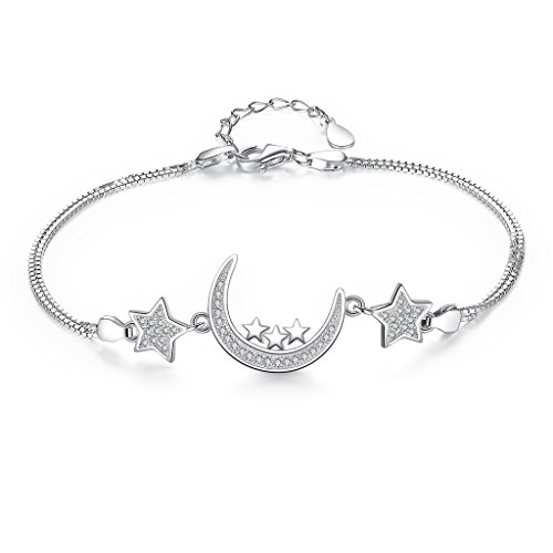 EVER FAITH 925 Sterling Silver CZ Bling Moon and Stars Bracelet Double Chain Clear  https://bijoumarketplace.com/product/ever-faith-925-sterling-silver-cz-bling-moon-and-stars-bracelet-double-chain-clear__trashed/…pic.twitter.com/vFoo828kVy