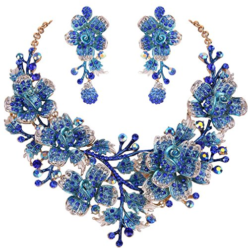 EVER FAITH Women's Crystal Elegant Flower Leaf Bridal Necklace Earrings Set Dark Blue Gold-Tone  https://bijoumarketplace.com/product/ever-faith-womens-crystal-elegant-flower-leaf-bridal-necklace-earrings-set-dark-blue-gold-tone__trashed/…pic.twitter.com/nJzJLnSJBJ