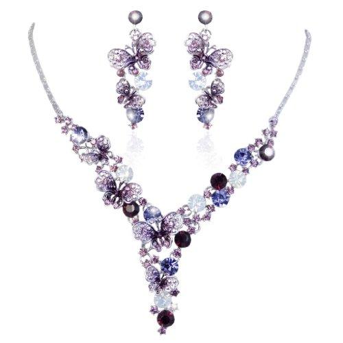 EVER FAITH Elegant Butterfly Silver-Tone Purple Austrian Crystal Necklace Earrings Set  https://bijoumarketplace.com/product/ever-faith-elegant-butterfly-silver-tone-purple-austrian-crystal-necklace-earrings-set__trashed/…pic.twitter.com/XZ4Z3xar2p