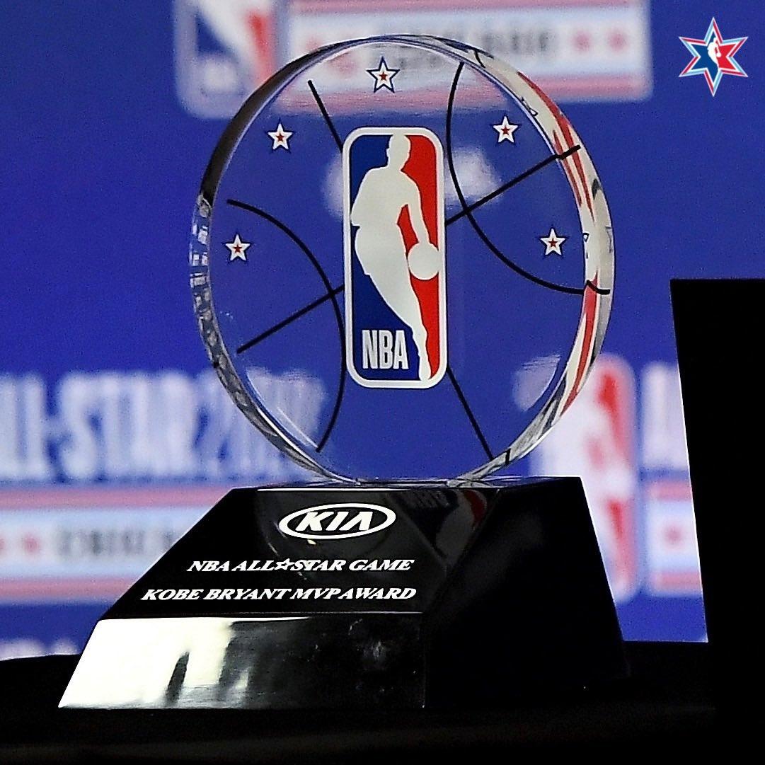 Adam Silver, #NBAAAllStar maçının MVP ödülünün isminin Kobe Bryant MVP ödülü olarak değiştirildiğini açıkladı.