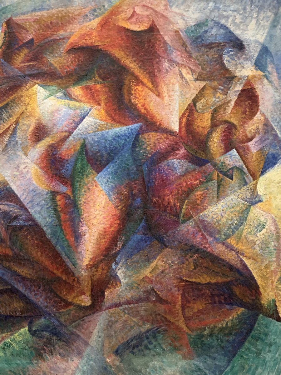 """Boccioni's """"Dynamism of a Soccer Player""""...I profess it is """"Dynamism of an Actor""""! #actorslife #artistsontwitterpic.twitter.com/s7nJrhKOnV"""
