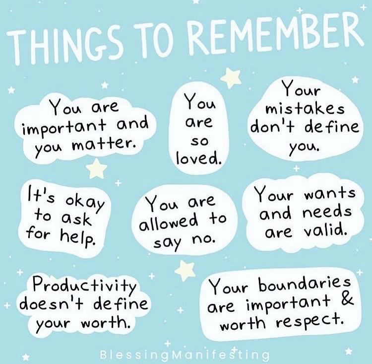 A kind reminder for you via @blessingmanifesting on Instagram!