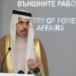 Image for the Tweet beginning: Saudi minister: Iran must change
