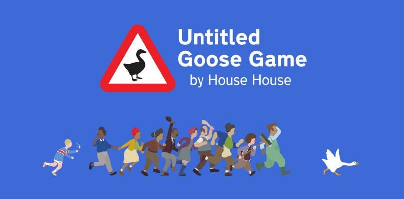 Untitled Goose Game è il gioco dell'anno ai DICE Awards 2020 Articolo di @MatteoPerini5 #PokemonMillennium #UntitledGooseGame #HouseHouse #DICEAwards #NintendoSwitch Continua su