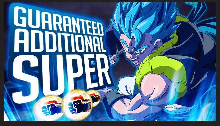 WHAT DID I DO!?! SEE WHAT HAPPENS IF LR GOGETA BLUE HAD GUARANTEED SECOND SUPER ATTACKS IN #DOKKANBATTLE!   WATCH: http://youtu.be/nZxZ-840ZcE   #DBZ #DragonBallZ #DokkanBattleJP #DokkanBattleGlobal #DokkanBattleModpic.twitter.com/ZF7zO7tXQ1