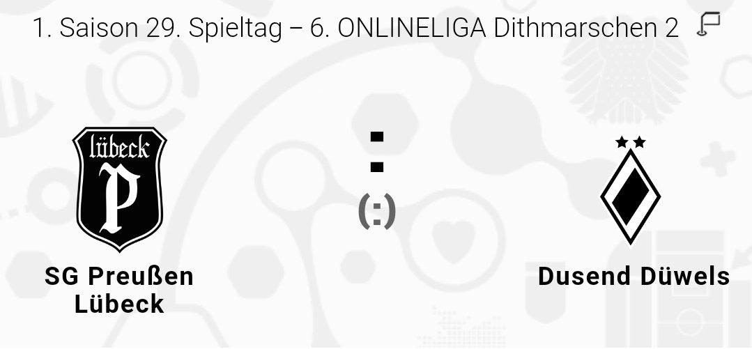 Unsere Mannschaft versucht nun an den guten Erfolg gegen Bargenstedt anzuknüpfen.  Die Dusend Düwels sind zu Gast im Preußen-Park.  Im Hinspiel zeigten sie unserer Mannschaft mit einem 3:0 die Grenzen auf. Das Team ist heiß auf die Revanche. pic.twitter.com/78umP6vR6a