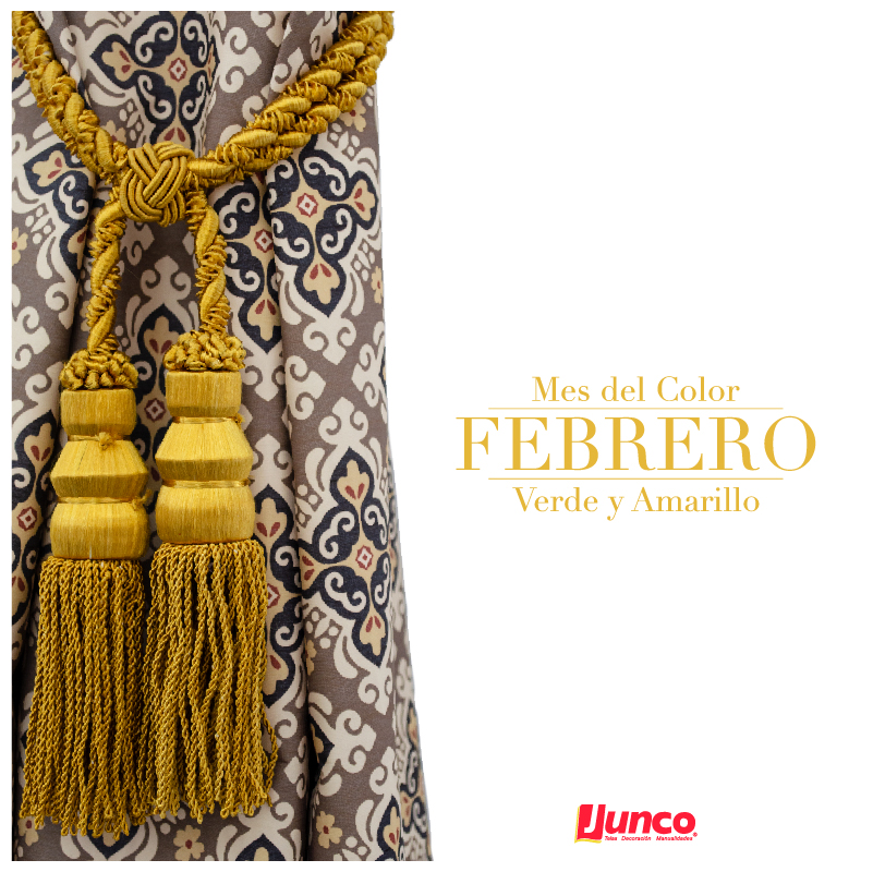 Del 16 al 22 de Febrero descuentos en colores Amarillo y Verde, ¡te esperamos! 💛 Lo mejor está en Telas Junco. ❤️ . . . . . . . #TelasJunco #telas #junco #México #color #diseño #design #deco #homeideas #homedeco #sábado #Febrero #decoracion #diseño #diseña #diseñador #mexicano
