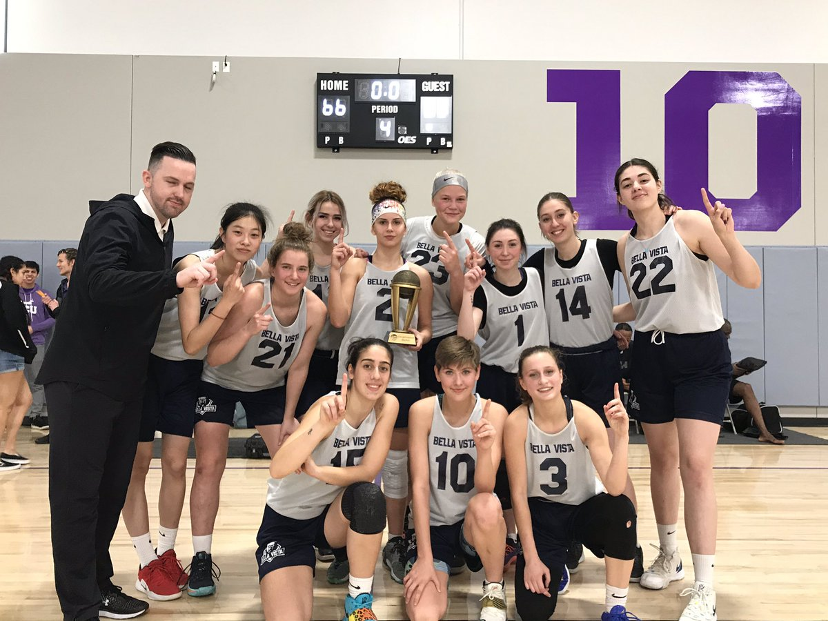 Here's your final, and here are your 2019-20 AWBL Champions! AWBL Playoff Updates (Championship Game at @gcu)  Final: #3 @GCUClubSports Team 1 62 #1 @BVPrepHoops Team 2 66 https://t.co/iV9OtVyw33