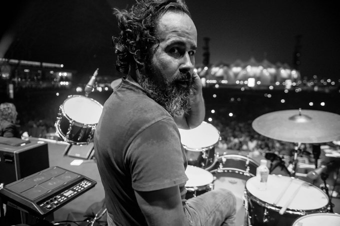 Hoy, 15/02, cumple años el legendario baterista de the killers Ronnie Vannucci Jr. HAPPY BIRTHDAY TIME MACHINE