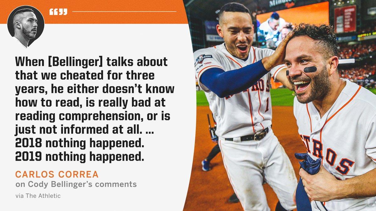 @SportsCenter's photo on Carlos Correa