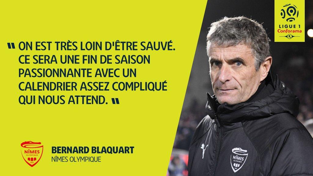 Avec 4 victoires de suite en @Ligue1Conforama, le @nimesolympique est la meilleure équipe de lannée 2020, mais la saison est encore longue.... 🗣️➡️ bit.ly/31Zvc8o #NOSCO