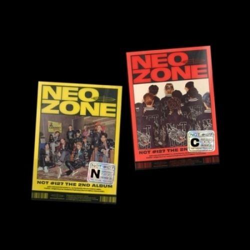 #TNCT 127 2nd Album - NCT No127 Neo ZoneRM80 inc postage + rm5 for SS VERSION :- N Ver- C VerRELEASE DATE : 06/03/2020PACKAGE : refer picture#NCT127 #NeoZone #NCT127DAY #NCTzenSelcaDay #NCTDREAM #NCT #NeoZone_KickIt
