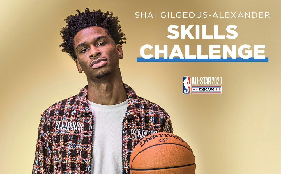 It's All-Star Saturday Night!  RT if you're as ready as we are to watch @shaiglalex in the Skills Challenge. #NBAAllStar https://t.co/pu1NRYoTQA