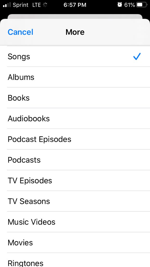 @Apple why would you think I wouldn't want to search by artist? It's my favorite thing to search by! #itunes