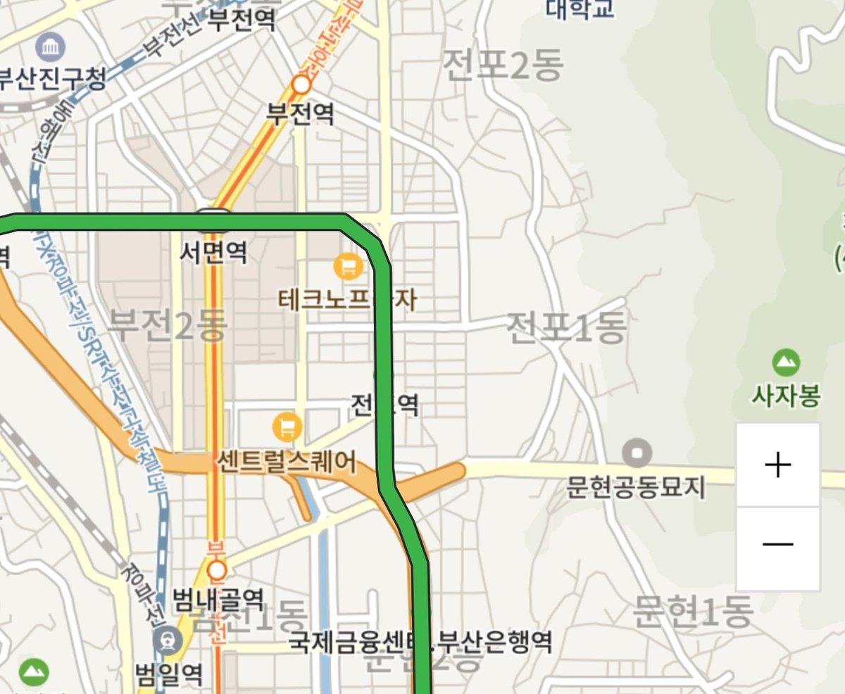 겁나 굽어있는 부산 2호선pic.twitter.com/R0UlcvplLM