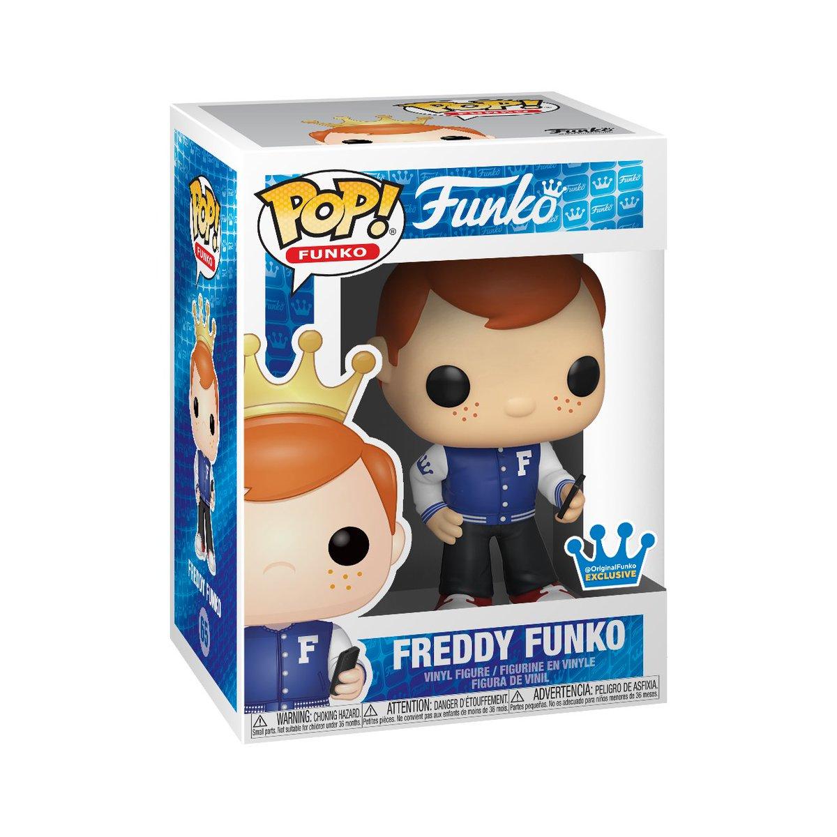 RT & follow @OriginalFunko for a chance to WIN the NEWEST version of Social Media Freddy Funko Pop!  #Funko #FreddyFunko #Giveaway #Pop #Funatics #FunkoFamily
