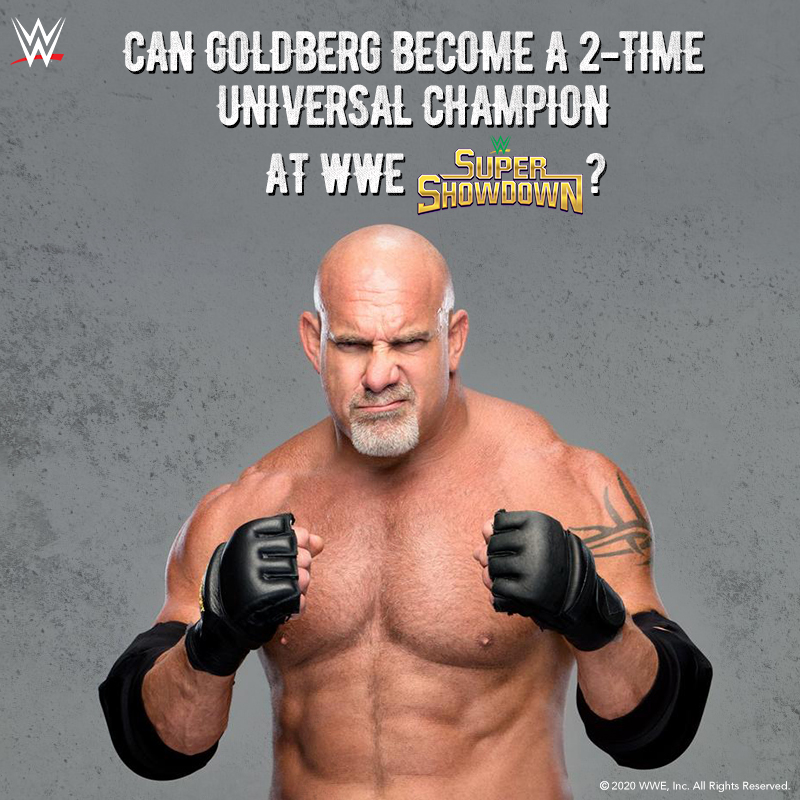 Interesting Betting Odds Revealed For WWE Super Showdown 2020 PPV 3