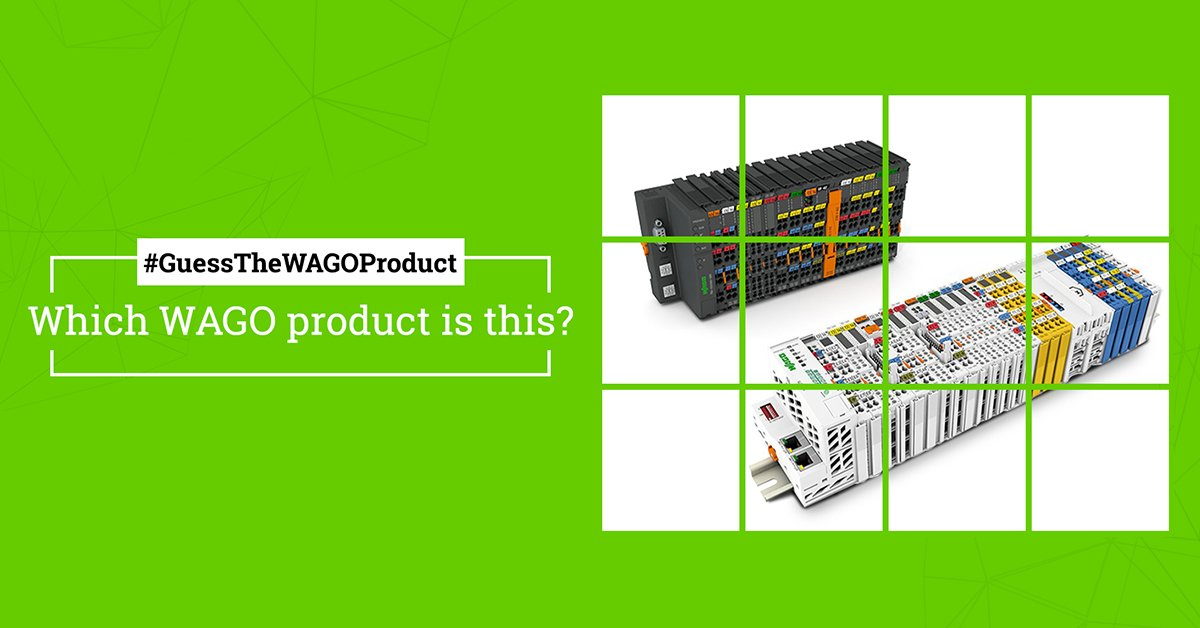 Guess the WAGO product and win an exciting prize! Participate in the contest and do not forget to tag your friends. Answer all the questions in #GuessTheWAGOProduct contest correctly and get a chance to win an exciting prize* ⠀ ⠀  #ContestAlert #WAGO #WAGOIndia #WAGOProduct