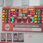 Image for the Tweet beginning: Whippets lead St Petes after