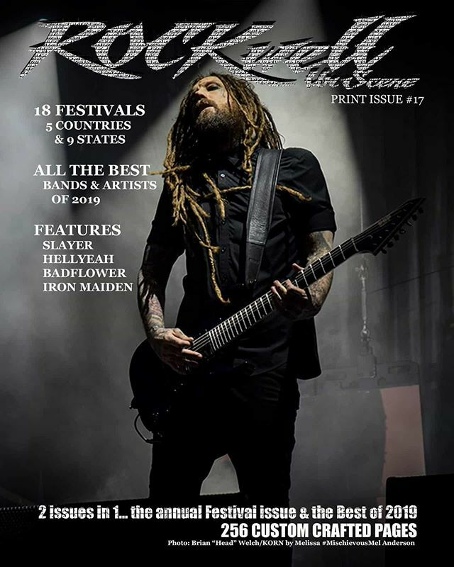 I cannot help but repost (from RockWell UnScene's FB page) this cover of the December 2019 issue. Rights reserved to @rumusicmag  dalia =========================== @brianheadwelch #brianheadwelch #korn #brianwelch #rockwellunscenemagazine #legacyforbrian… https://ift.tt/2SOmENdpic.twitter.com/QrtA2BHwnc